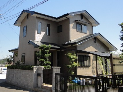 2011.09.24  屋根外壁塗装
