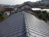 屋根塗装完_1